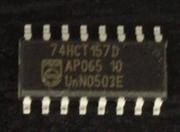 74HCT157D SMD